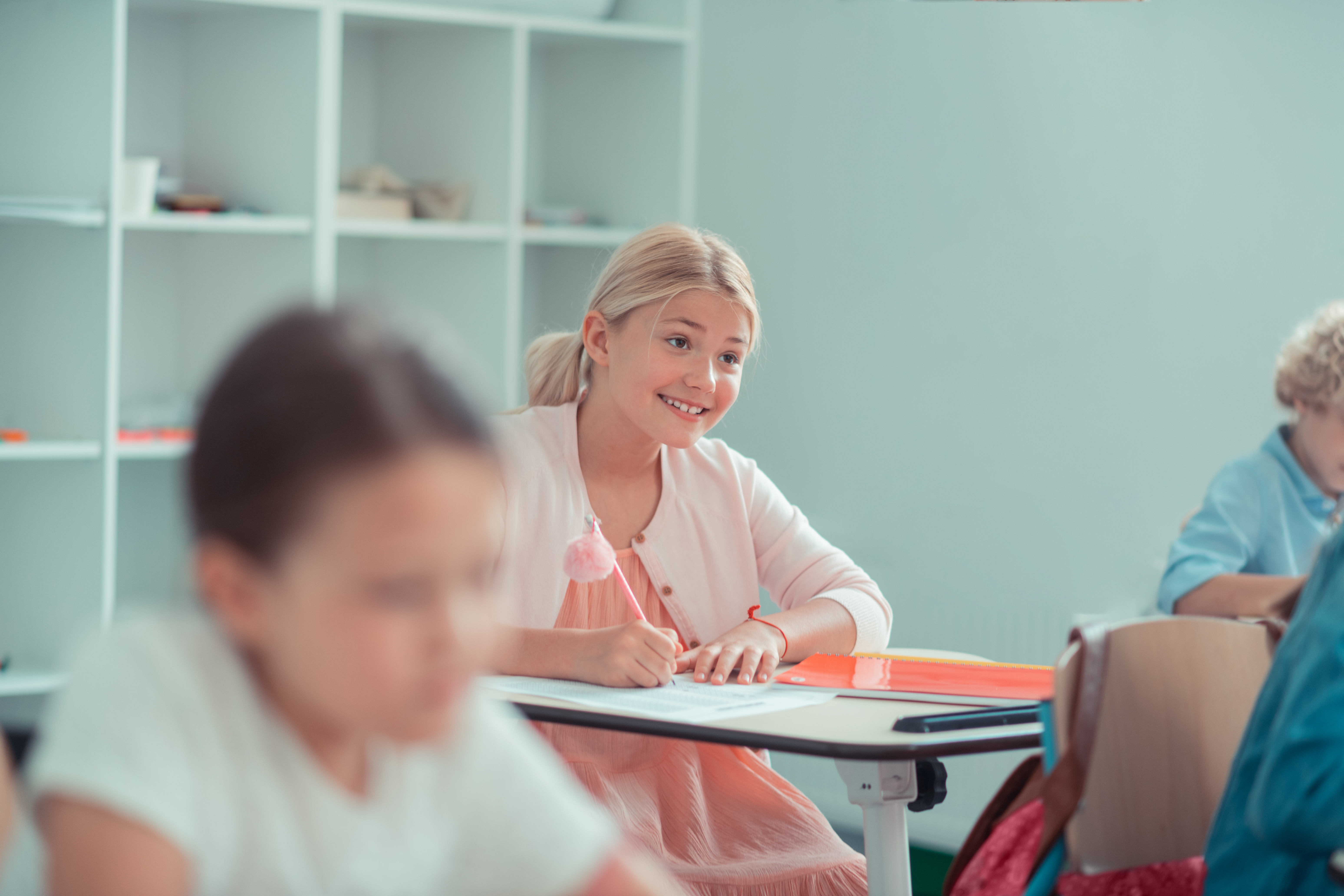Ideas for Behavior Management in the Classroom