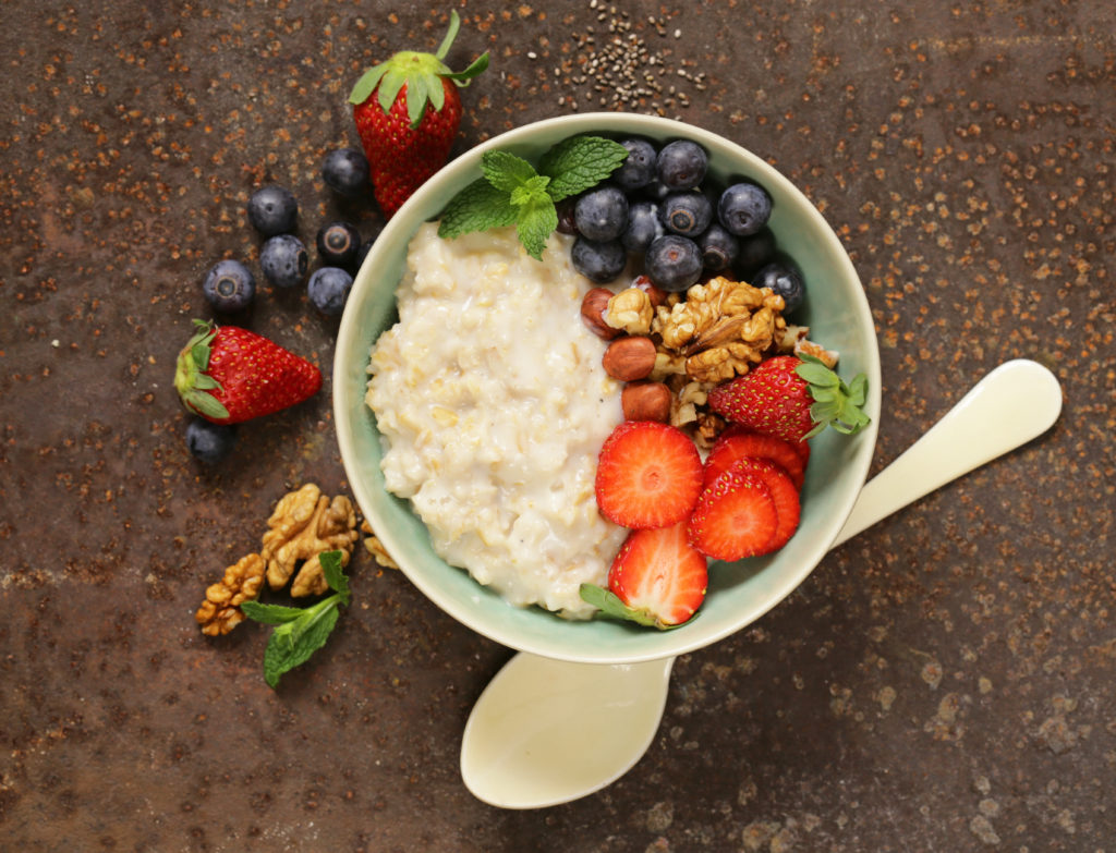 Healthy Breakfast and Dinner Ideas